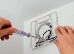 Как починить шумный вентилятор в ванной?